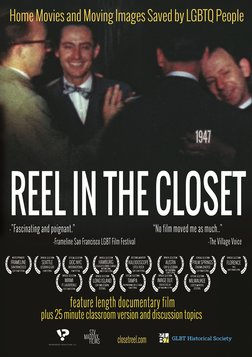 Reel In The Closet - Restoring LGBTQ Home Movies