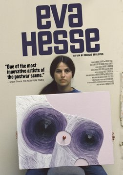 Eva Hesse - Portrait of a Ground-breaking Artist