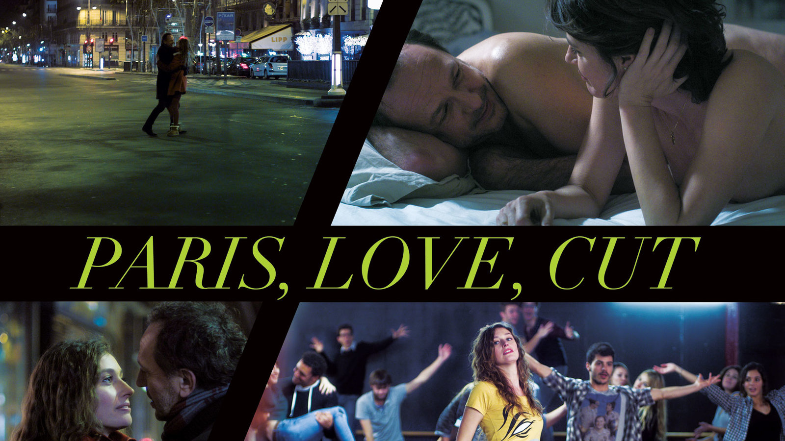 Paris, Love, Cut - Arnaud fait son 2e film