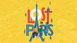 Lost In Paris - Paris pieds nus